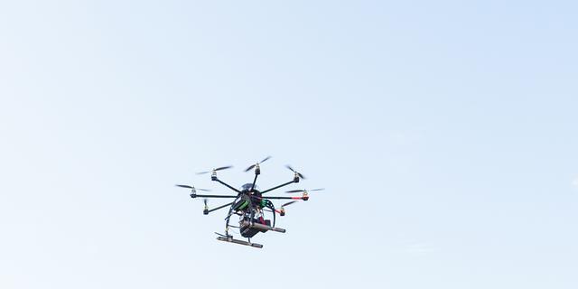 Nederlander maakt zelfbouw-drones mogelijk