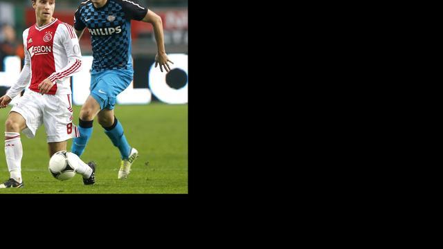 Eriksen vindt Ajax net zo goed als vorig seizoen