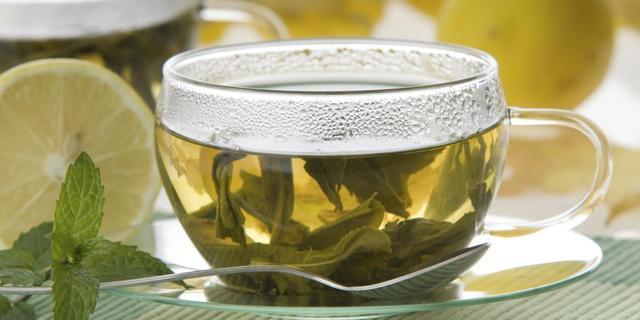 'Groene thee helpt bij diabetes'