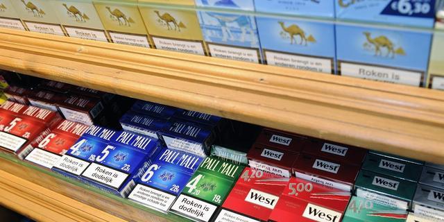 Meerderheid Nederlanders wil sigaretten uit zicht kinderen