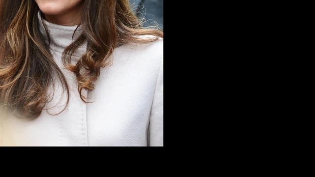 Kate Middleton beautyicoon van 2012
