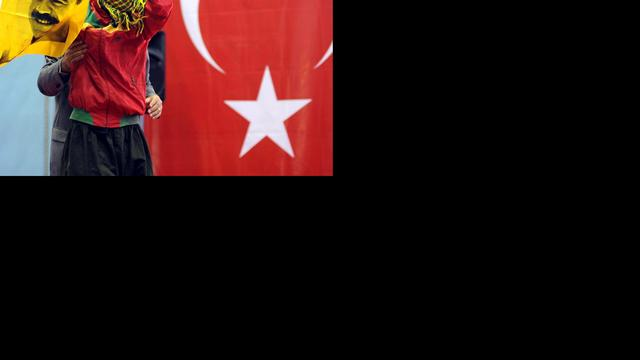 'Overleg Turken en PKK werpt vruchten af'