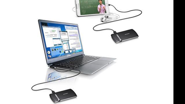 Samsung lanceert smartphoneprojector