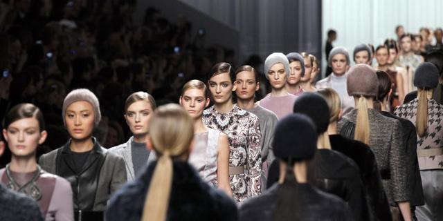 Modehuis Dior presenteert opnieuw in China