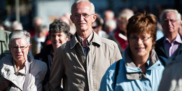Ouderen somberder dan ooit over economie