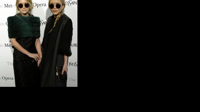 Olsen-tweeling ontwerpt tas van 55.000 dollar