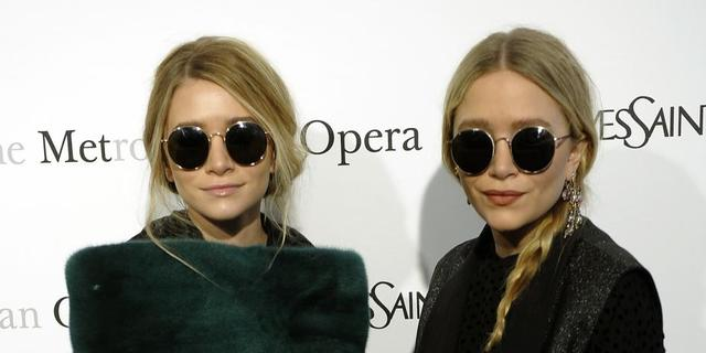 Olsen-tweeling opnieuw in Forbes modelijst