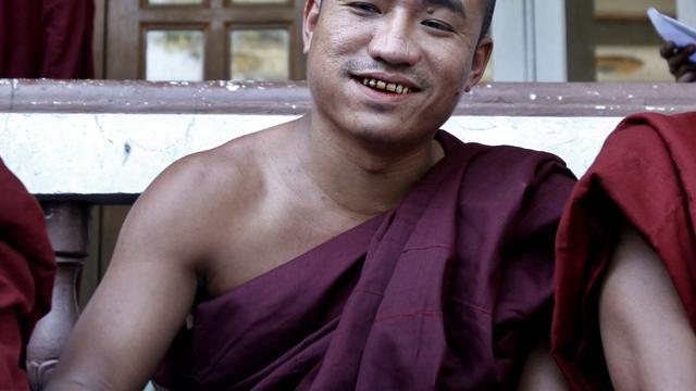 Dissident in Myanmar weer opgepakt