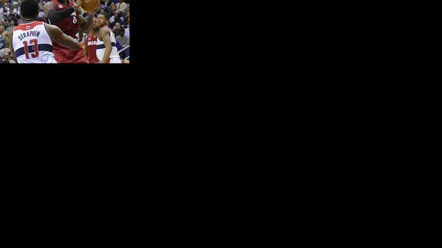 Pijnlijke nederlaag Miami Heat in NBA