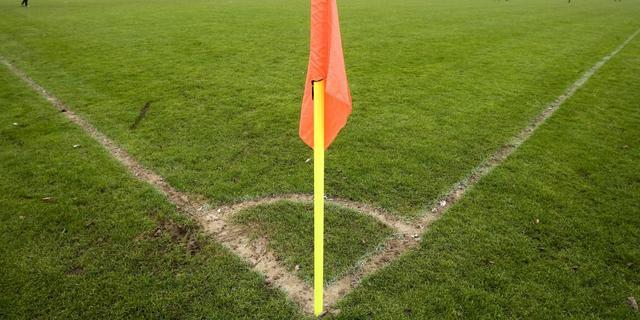 Celstraf voor speler Badhoevedorp na schop tegen hoofd op voetbalveld