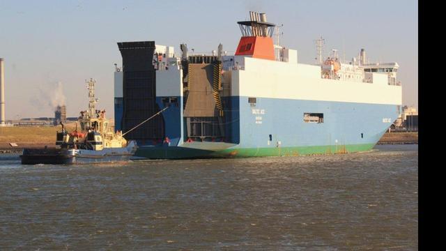 Berging van gezonken vrachtschip Baltic Ace hervat