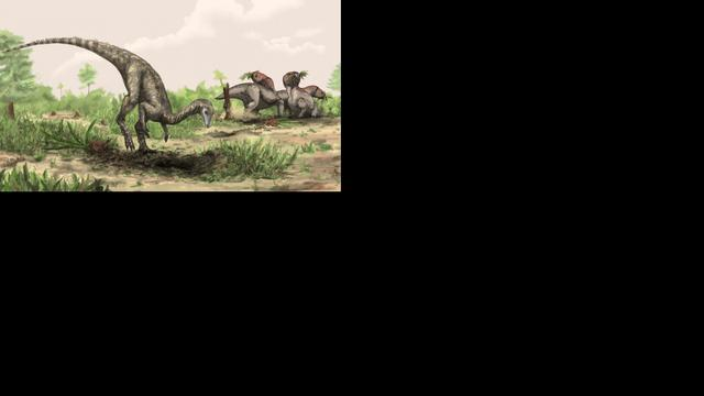 Oudste dinosaurus ooit ontdekt