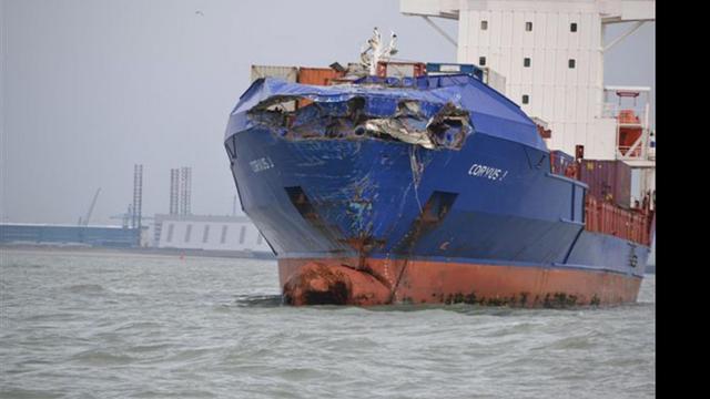 106 zeeschepen vergingen in 2012