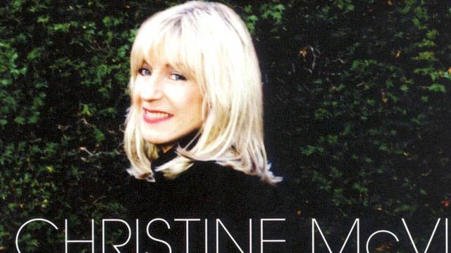 Christine McVie mogelijk op het podium met Fleetwood Mac