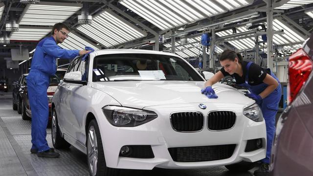 BMW verwacht verkooprecord in 2013