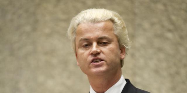 Wilders op 'verzetstournee' door Nederland