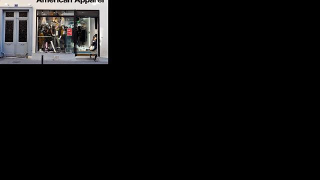 American Apparel-baas aangeklaagd om 'wurging'