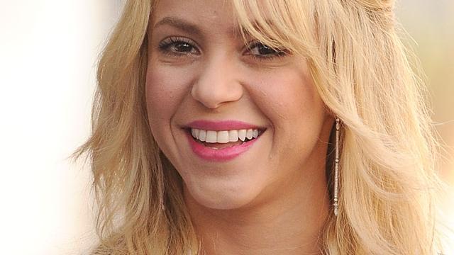 Shakira bevallen van zoon