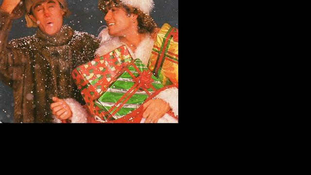 Wham! vestigt record met kersthit uit 1984