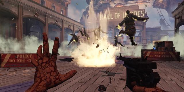 BioShock: Infinite uitgesteld naar 26 maart