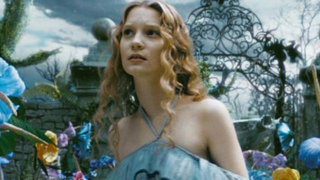 Disney wil vervolg Alice in Wonderland