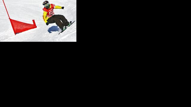 Snowboardster Berghuis strandt in kwartfinale