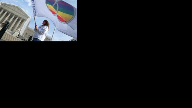 Homostellen trouwen in Maine
