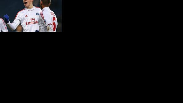 HSV klopt Hoffenheim, Labyad trefzeker voor Sporting