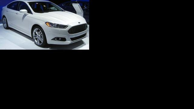 Weer Ford Fusion teruggehaald om defect