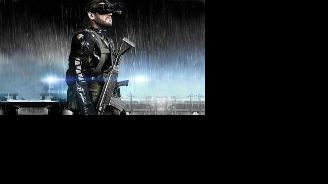 The Phantom Pain is waarschijnlijk Metal Gear Solid 5