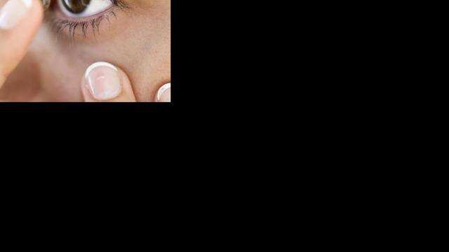 Contactlens met zoomfunctie in de maak