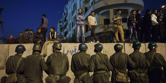 Weer minister Egypte opgestapt