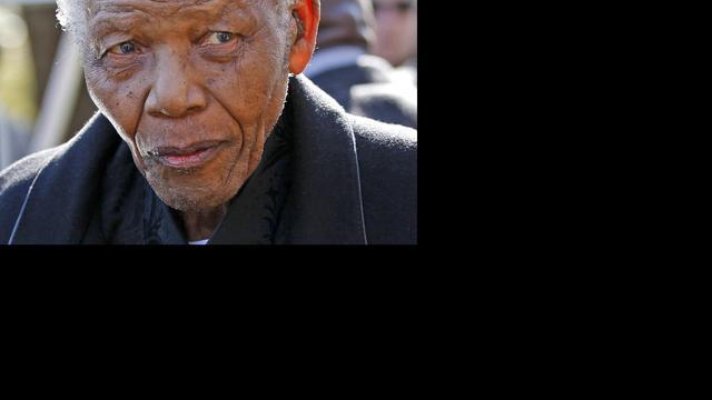 Nelson Mandela weer in ziekenhuis