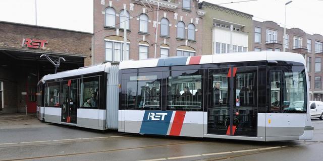 Groei reizigerskilometers in regio Rotterdam