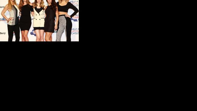 Alcoholverbod tijdens tour Girls Aloud