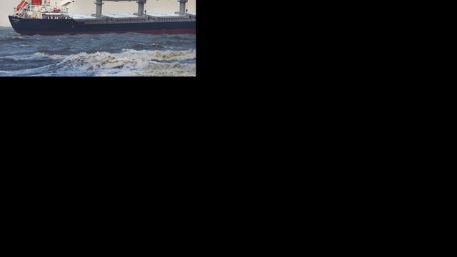 Brandend schip met meststoffen dreigt te ontploffen voor Duitse kust