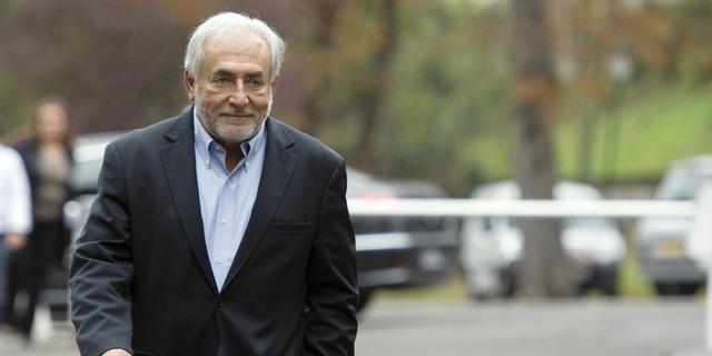Dominique Strauss-Kahn voor de rechter in zaak over seksfeesten