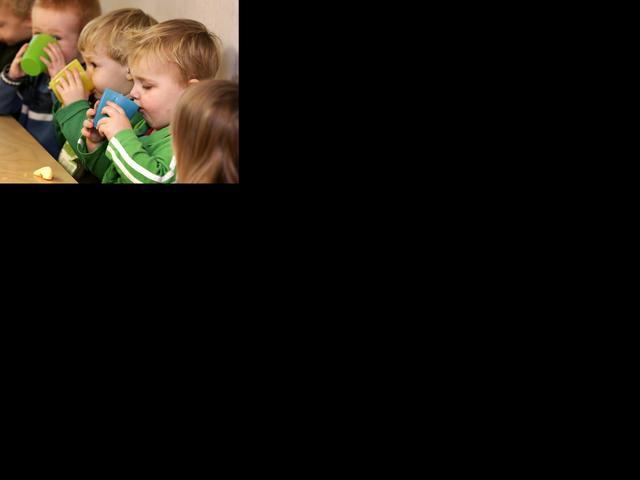 Ruim vijftigduizend kinderen meer naar opvang in Nederland