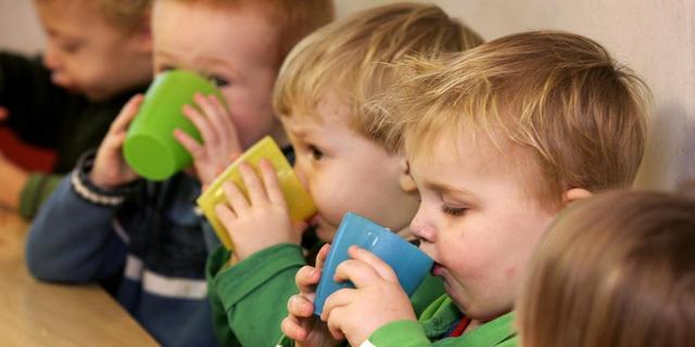 Opvang maakt kinderen socialer