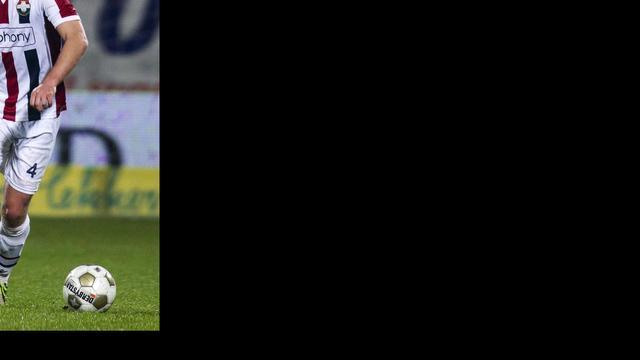 Willem II-verdediger Peters niet tegen Ajax