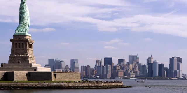 Aantal moorden in New York laagst in 50 jaar