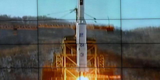 V-raad veroordeelt lancering Noord-Korea