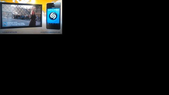 Shazam komt met mode-applicatie