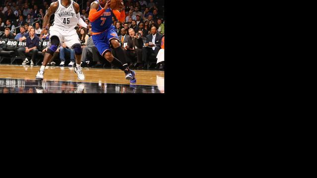 Zege Knicks, nederlaag Lakers in NBA