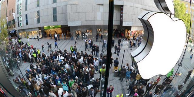 'iTV van Apple vertraagd door Ultra HD-scherm'