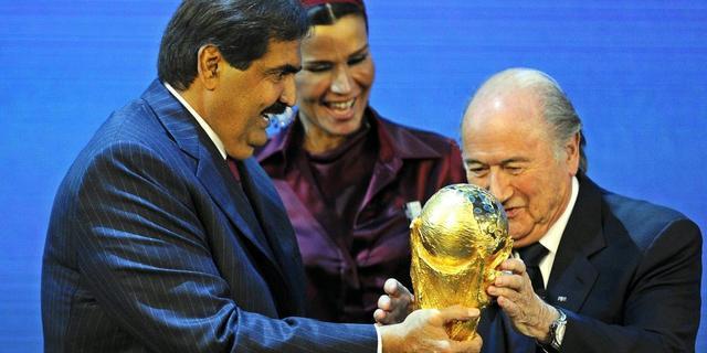 Qatar heeft voorkeur voor WK in zomermaanden