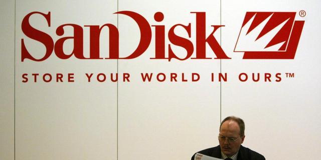 SanDisk toont kleine usb-stick met 1TB geheugen