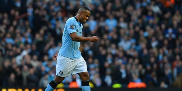 Kompany nadert rentree bij Manchester City