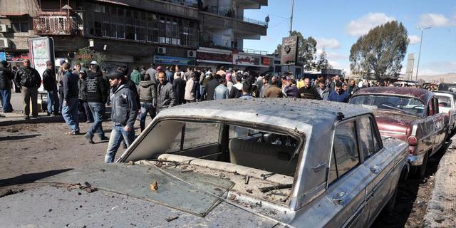 Meeste strijders van IS weg uit vluchtelingenkamp Yarmouk