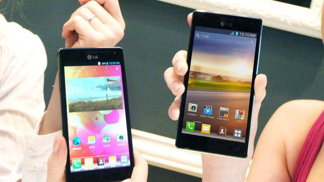 Chinese boetes voor LG en Samsung